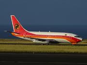 Boeing 737-2M2C(Adv) (D2-TBC)
