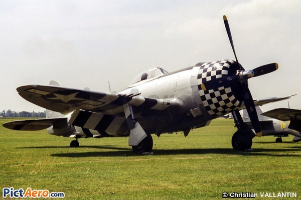 Republic P-47D Thunderbolt (The Fighter Collection)