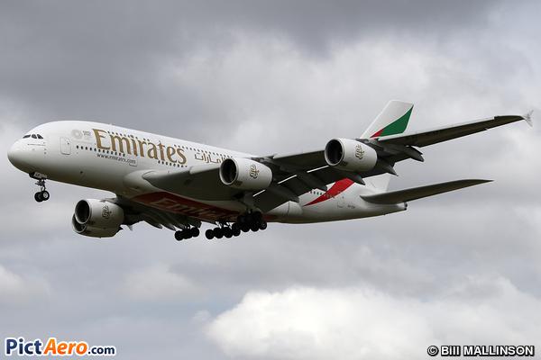 Airbus A380-861 (Emirates)