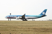 Airbus A340-313X (F-OSUN)