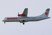 ATR 72-600 (PK-WGK)