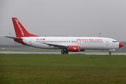 Boeing 737-46J (ZA-ALB)
