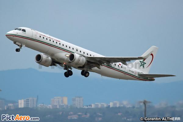 Embraer ERJ-190AR (ERJ-190-100 IGW) (Royal Air Maroc (RAM))