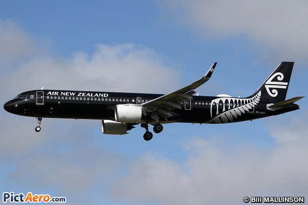 Airbus A321-271NX (Air New Zealand)