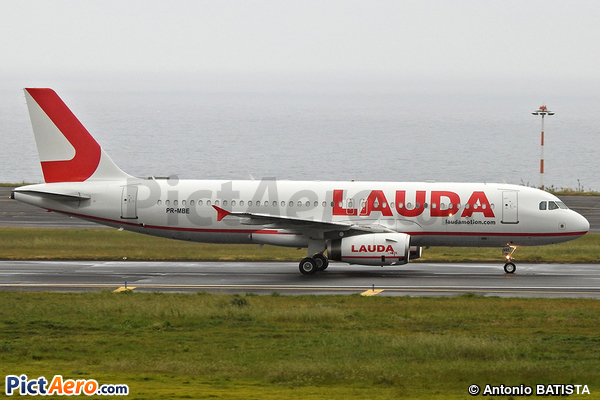 Airbus A320-232 (LaudaMotion)
