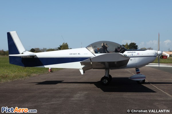 Zenair Zodiac CH 601 XL (Privé)