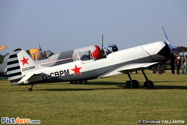 Yakovlev Yak-50 (Private / Privé)