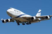 Boeing 747-458 - 4X-ELA