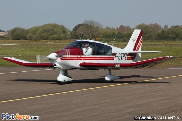 Robin DR-400-160 (prive)