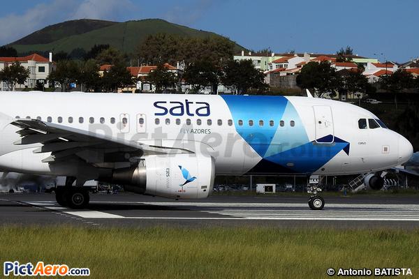 Airbus A320-214 (SATA International)