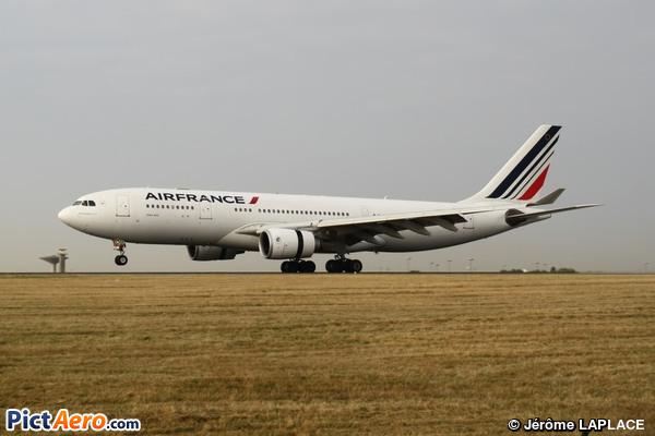 Airbus A330-203 (Air France)