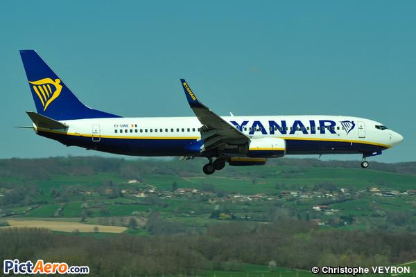 Boeing 737-8AS (Ryanair)
