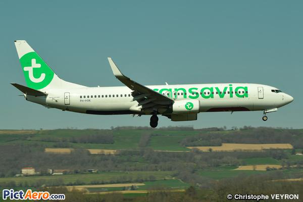 Boeing 737-8K2/WL (Transavia)