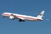 Boeing 777-35R/ER - A6-SIL
