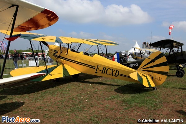 Stampe SV-4A (DUVAL Pierre)