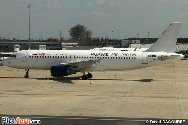 Airbus A320-214 (White Airways)