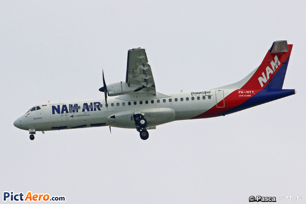 ATR 72-600 (NAM Air)