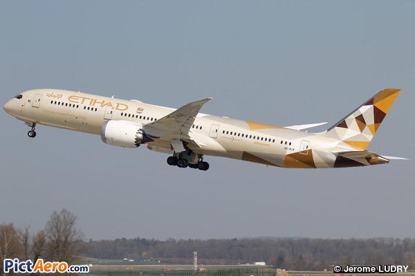 Boeing 787-9 (Etihad Airways)