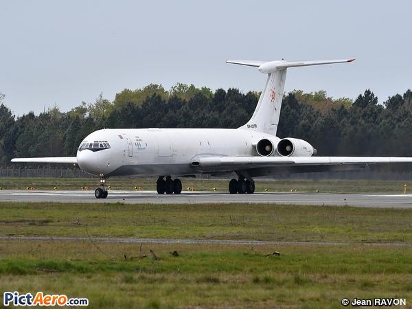 Il-62MGr  (Rada Airlines)