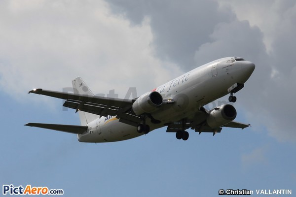 Boeing 737-3H6/F (Europe Airpost)