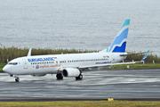 Boeing 737-8K2/WL (CS-TQU)