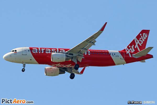 Airbus A320-216/WL (Indonesia AirAsia)