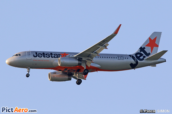 Airbus A320-232/WL (Jetstar Airways)