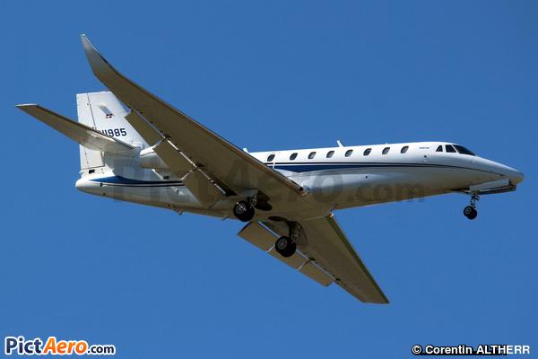 Cessna 680 Citation Sovereign (Helidosa Aviation Group)