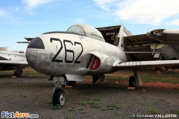 Lockheed T-33A Shooting Star (Planes of Fame Museum Valle Arizona)