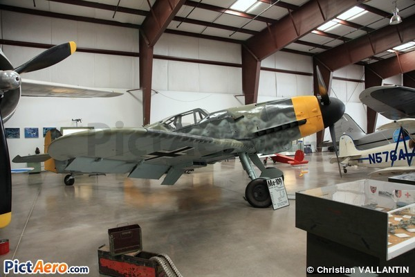Messerschmitt Bf-109 G-10 (Planes of Fame Museum Valle Arizona)