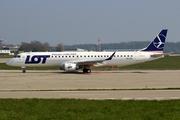 Embraer ERJ-195LR (ERJ-190-200LR) (SP-LND)