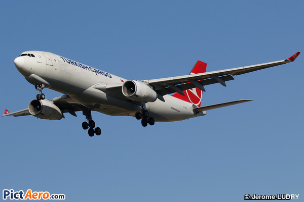 Airbus A330-223F (Turkish Airlines Cargo)
