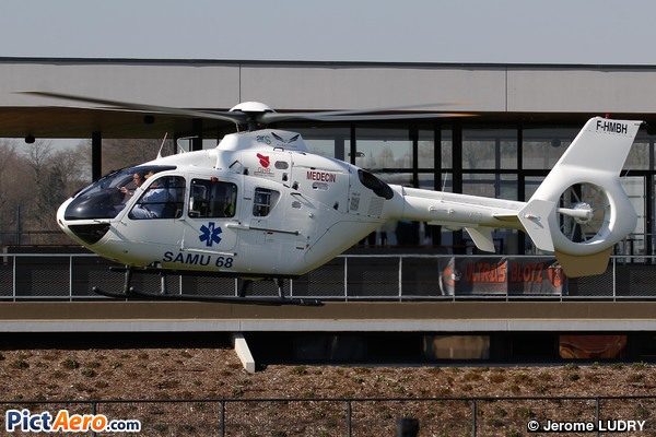 Eurocopter EC-135-T2+ (Samu 68)