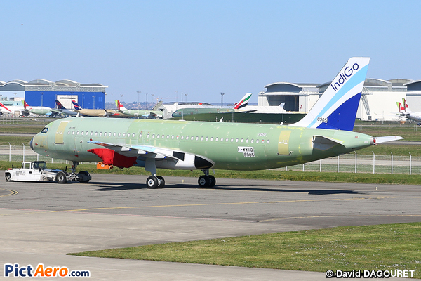 Airbus A320-271N  (IndiGo Airlines)