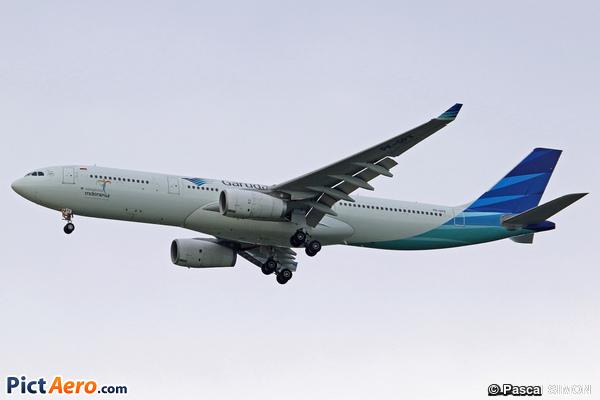 Airbus A330-343 (Garuda Indonesia)