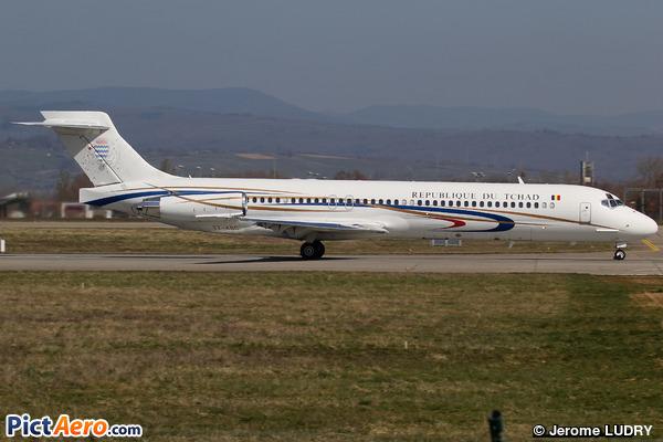 McDonnell Douglas MD-88 (DC-9-88) (Tchad - République de Tchad)