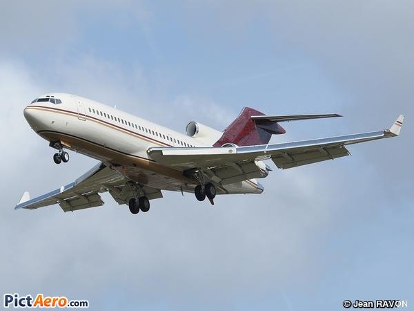 Boeing 727-17 (GETTY GORDON P)