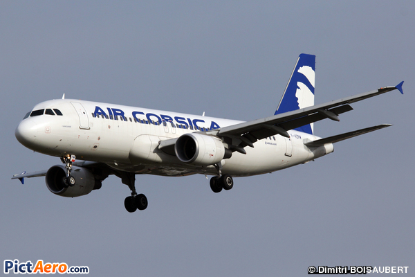 Airbus A320-214 (Air Corsica)