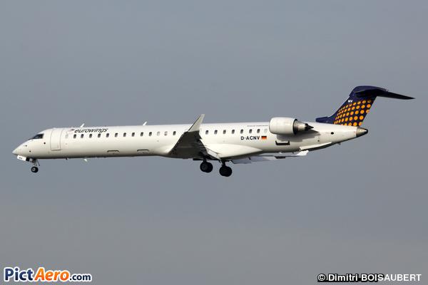 Bombardier CRJ-900LR (Eurowings)