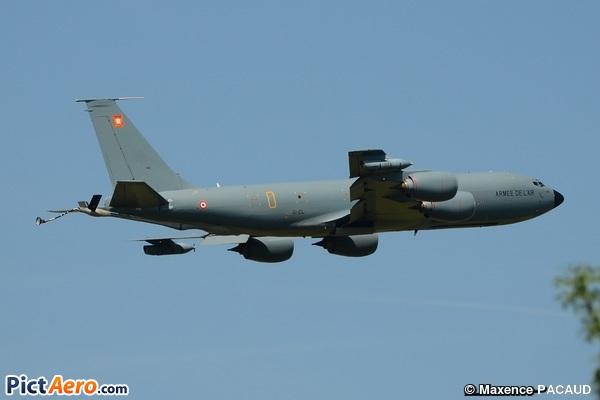 Boeing C-135FR Stratotanker (France - Air Force)