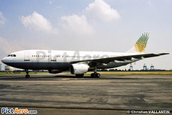 Airbus A300B4-103/F (Air Togo)