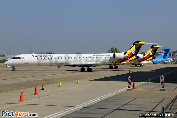 Bombardier CRJ-900 (Uganda Airlines)