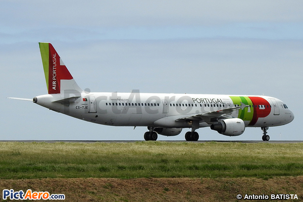 Airbus A321-211 (TAP Portugal)
