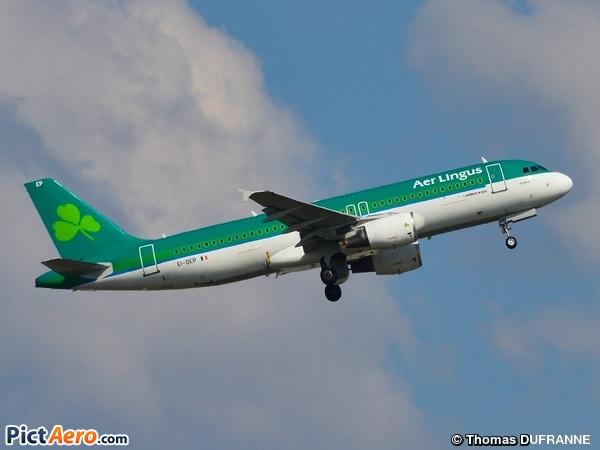 Airbus A320-214 (Aer Lingus)