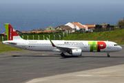 Airbus A321-251N (CS-TJN)
