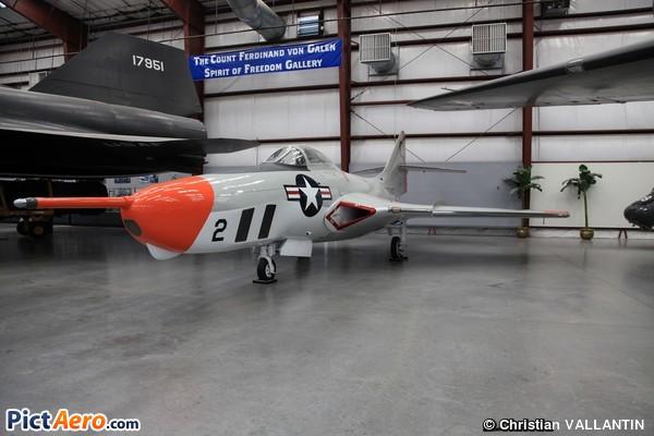 Grumman RF-9J Cougar (Pima Air Museum)