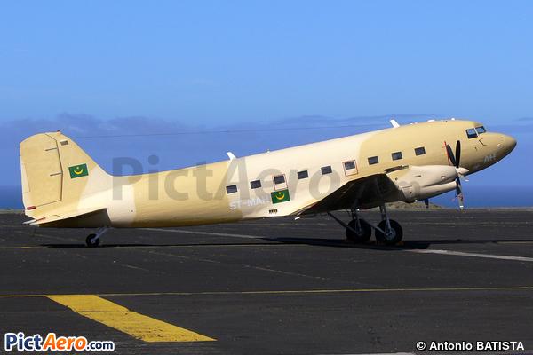Basler BT-67 Turbo-67 (Mauritania - Air Force)