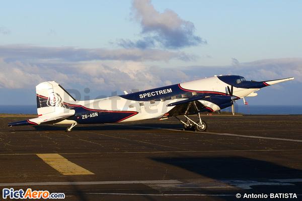 Basler BT-67 (Spectrem Air)