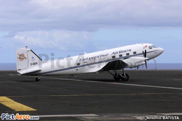 Douglas DC-3C (Enterprise Air)