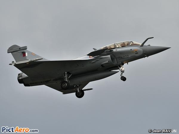 RAFALE DQ (Qatar-Air Force)